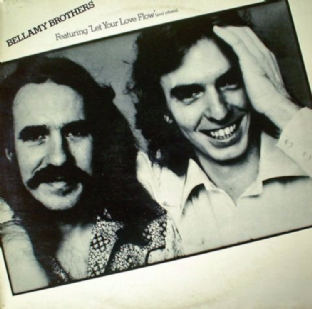 Bellamy Brothers - Bellamy Brothers Featuring Let Your Love Flow (And Others) (LP) (EX/VG)